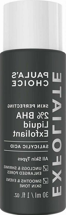 Paulas Choice-SKIN PERFECTING 2% BHA Liquid Salicylic Acid E
