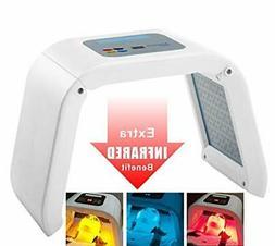 Amazing2015 PDT LED 4 in 1 Photon Treatment Skin Facial Trea