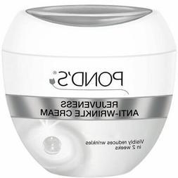 POND'S Rejuveness Anti-Wrinkle Cream Firms Skin Visibly Redu