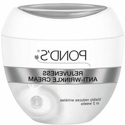 POND'S Rejuveness Anti-Wrinkle Cream Reduce Visible Lines &