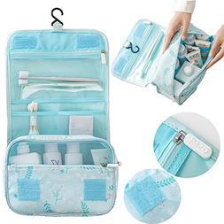 Hilinker Portable Multi-function Makeup Cosmetic Bag Waterpr