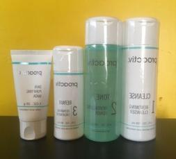 Proactiv 60 Day 3-4 Piece step Acne Treatment System & Purif