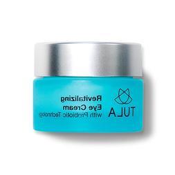 TULA Probiotic Skin Care Revitalizing Eye Cream, 0.5 oz. - M