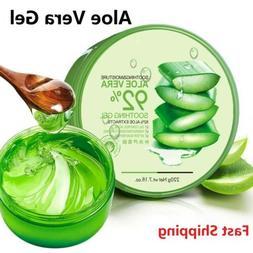 PURE Aloe Vera Gel Soothing Moisturizer Lotion Cream Skin Ca
