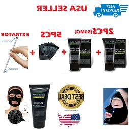 Purifying Black Mask Peel-Off Facial Cleansing Blackhead Rem