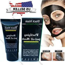 Purifying Black Peel-off Mask Facial Cleansing Blackhead Rem