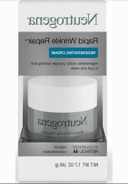 Neutrogena Rapid Wrinkle Repair Regenerating Cream 1.7 oz -