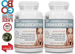 #1 Rated Phytoceramides *BOGO* Rice & Vitamin A,C,D & E | Tw