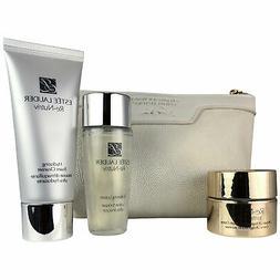 Estee Lauder Re-Nutriv 4 Pc. Travel Exclusive Cosmetic Bag