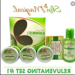 Skin Magical Rejuvenating facial Set No.1