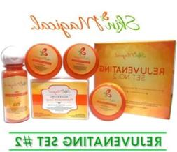 Skin Magical Rejuvenating Facial Set No.2