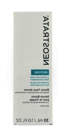 NeoStrata Restore Bionic Face Serum 1.0oz/30g NEW AUTH Exp 2