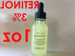 retinol 3 percent 1oz clinical strength organic