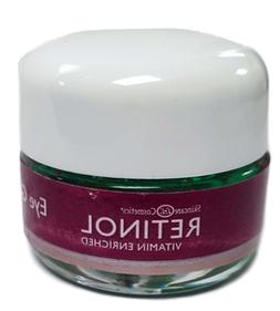 Skincare LdeL Cosmetics Retinol Eye Gel 0.7 OZ  Jar - Enrich