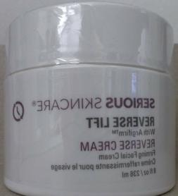 Serious Skincare Reverse Lift Firming Facial Cream w/Agrifir