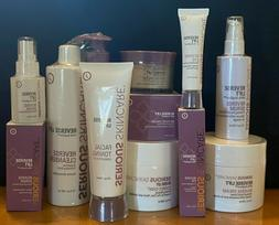 SERIOUS SKINCARE REVERSE LIFT PRODUCTS - NEW / SEALED