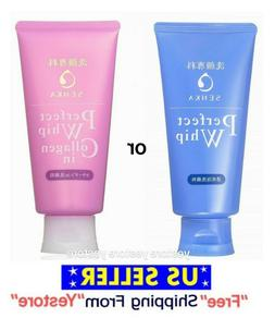 SHISEIDO Senka Perfect Whip Face Wash Cleaning Foam Collagen