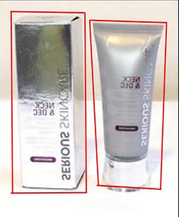 SERIOUS SKINCARE NECK & DEC LIFTING CREAM w/ CORRE-CHIN COMP