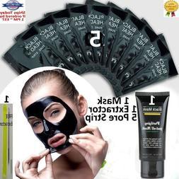 Shills Purifying Black Peel-off Mask Facial Cleansing Blackh