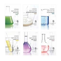 Innisfree Skin Clinic Mask Set-6 Type for Skin Care