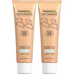 Garnier Skin Skinactive Bb Cream Oil-Free Face Moisturizer,