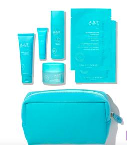 Tula skincare Anti Aging Discovery  Kit - Travel Size 6 Piec