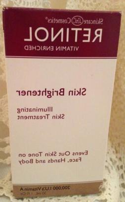 Skincare Cosmetics Retinol Skin Brightener Illuminating Skin