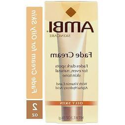 Ambi Skincare Fade Cream, Oily Skin, 2 oz