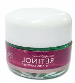 Skincare LdeL Cosmetics Retinol Eye Gel 0.7 OZ  Jar - Enrich