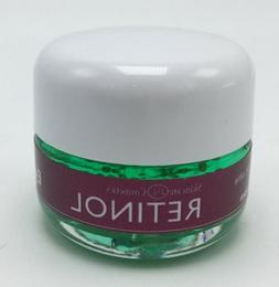 Skincare LdeL Cosmetics Retinol Eye Gel Vitamin Enriched Red