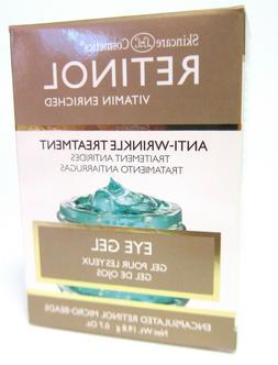 Skincare LdeL Cosmetics Retinol Eye Gel Anti-Wrinkle Treatme