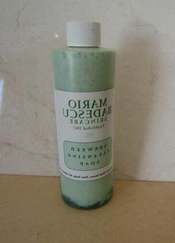MARIO BADESCU SKINCARE SEAWEED CLEANSING SOAP 8 OZ SEE DETAI
