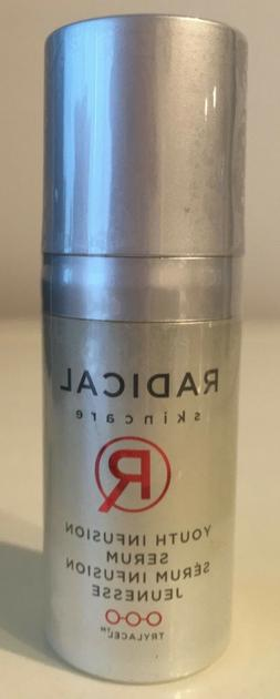 Radical Skincare Youth Infused Serum Travel Size New $45 Val