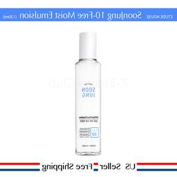 Etude House SoonJung 10 Free Moist Emulsion 120ml + Free Sam