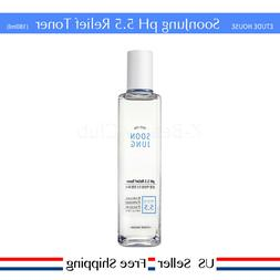 SoonJung PH 5.5 Relief Toner 180ml +NEW Fresh+