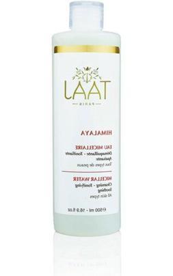 Taaj Himalaya Micellar Water 16.9 fl oz, 500 ml Paris France