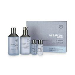 The Fresh For Men Hydrating Facial Skincare Set - 1pack