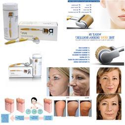 Titanium Derma Roller Micro-Needle ZGTS Beauty Wrinkles Scar