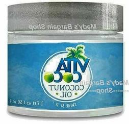 Vita Coco Organic Virgin Coconut Oil, For Skin and Hair, 1.7