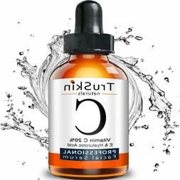TruSkin Naturals Vitamin C Serum for Face, Topical Facial Se