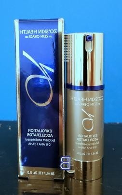 Zo Skin Health Exfoliation Accelerator 10% AHA  1 oz/30ml NI